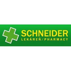 Schneider lekáreň Slovensko